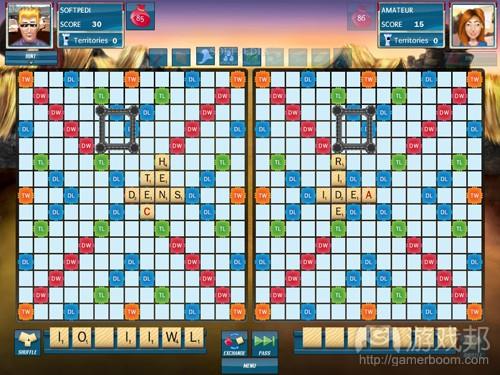 Scrabble-Plus(from games.softpedia.com)