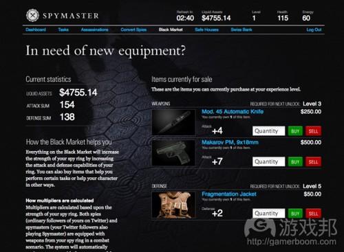 Spymaster(from flickr.com)