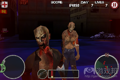 SurrounDEAD(from appgames.net)