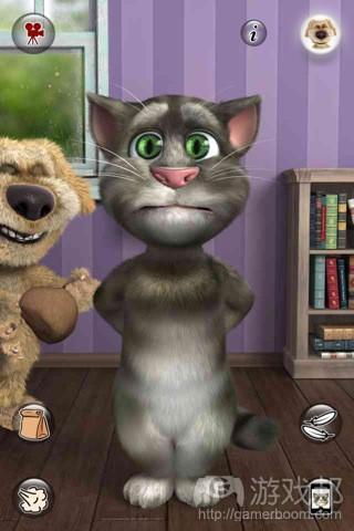 Talking Tom Cat 2(from ipadown.com)