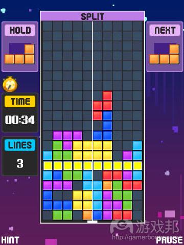 Tetris POP(from appworld.co)