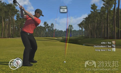 Tiger Woods PGA Tour 09(from weheart.co.uk)