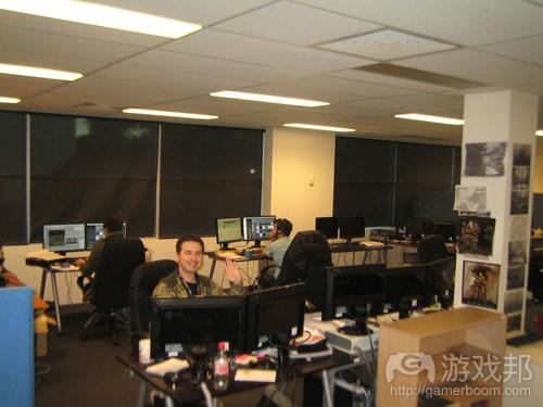 game studio(from doolwind.com)