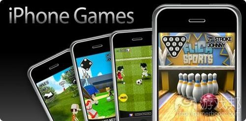 iPhone games(from ec-base.net)