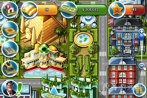 millionaire-city-screenshot(from 1888freeonlinegames.com)