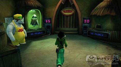 """修理工会改造你的车子成""""银河战士""""风格(from gamedesignreviews)"""