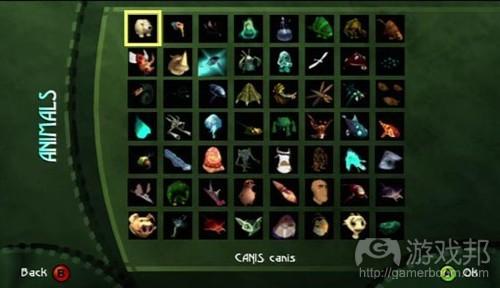 惊艳的截屏画面(from gamedesignreviews)