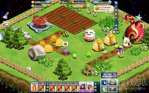 Animal Party(from insidesocialgames)