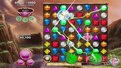 Bejeweled(from bbs.kmwyj.cn)