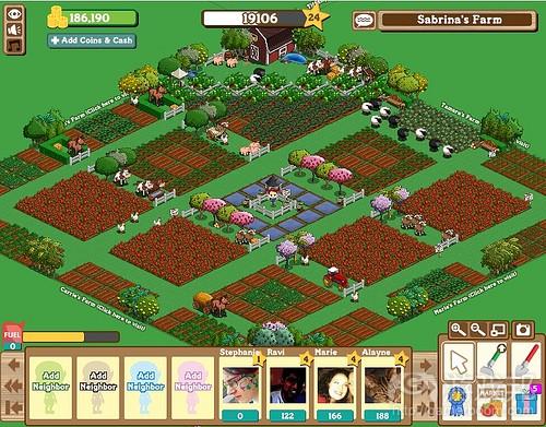 FarmVille(from flickr.com)