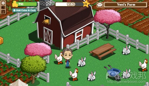 FarmVille(from thegameprodigy)