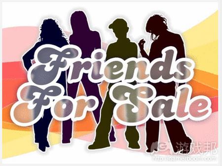 Friend for sale from joshuatj.com