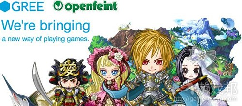 GREE-OpenFeint(from games)