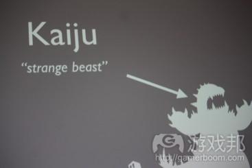 Kaiju(from gamesbeat)