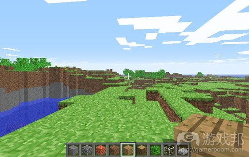 Minecraft(from thegameprodigy)
