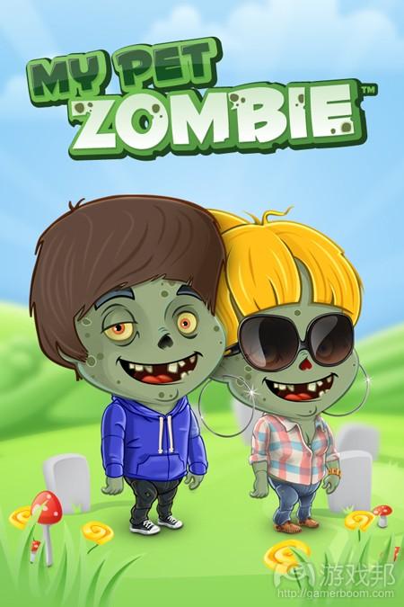 My Pet Zombie(from riptidegames.com)