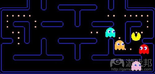 Pac-Man(from 1up.com)