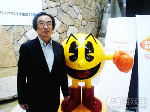 Pacman_Creator_Toru_Iwatani(from miketee.net)