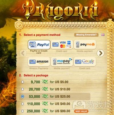 Paymentwall(from venturebeat)
