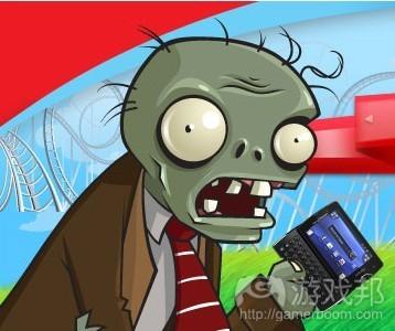 Plants vs.Zombies--Sony Ericsson(from intomobile)