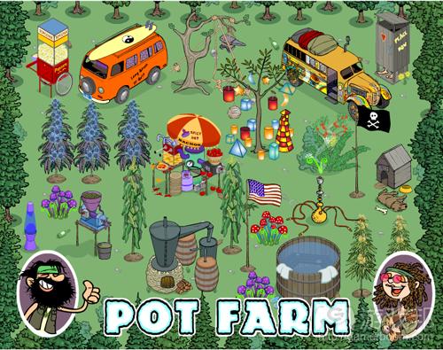 Pot-Farm(from socialtimes.com)