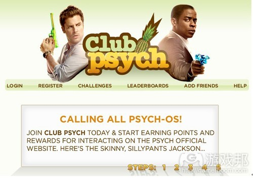 Psych(from mashable)
