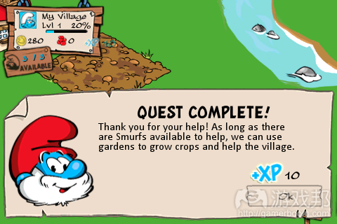Quest Complete from stevebromley.com