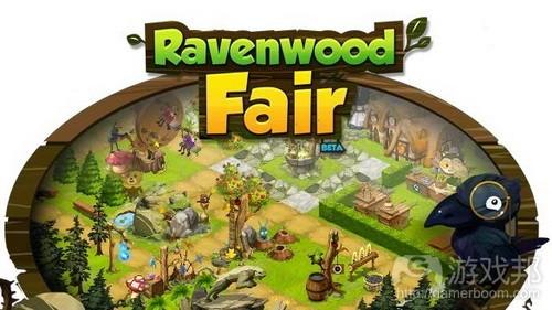 Ravenwood Fair from mmogamesite.com