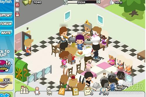 Restaurant City(from kitchencow.com)