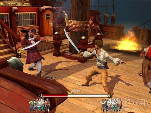 Sid Meier's Pirates!(from drippler.com)