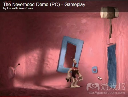 The Neverhood(from pocketgamer)