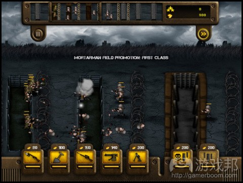Trenches-Generals(from insidemobileapps)