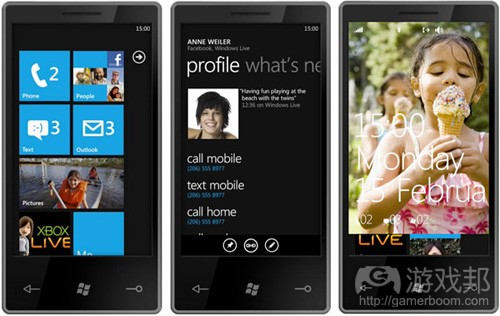Windows Phone(from 3cbang.com)