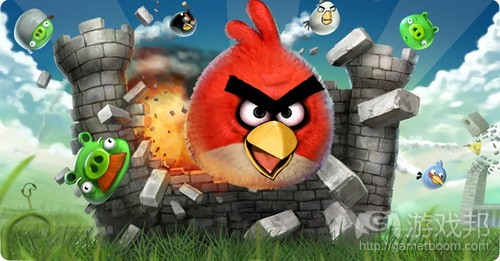 angry birds from rovio.com