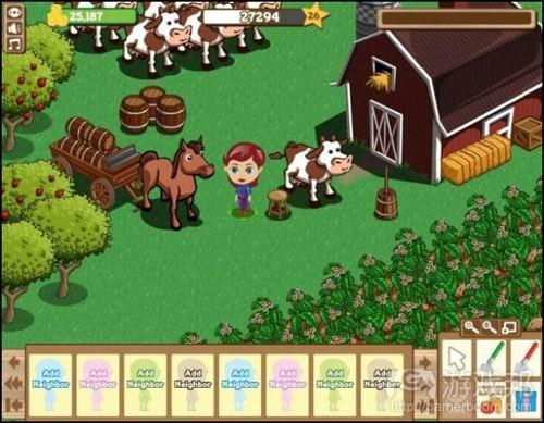 farmville from iwanna.cn