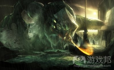 ghost of sparta scylla battle from flarkminator.com