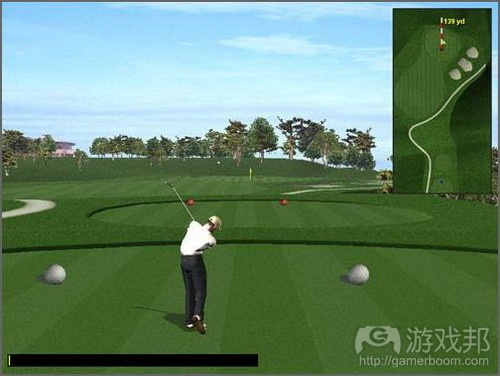 golf game from mmosite.com