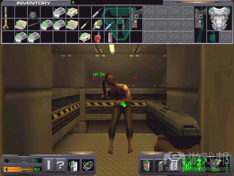 system shock 2(from techtree.com)