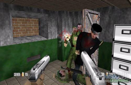 许多业内人士认为《GoldenEye 007 》(1997)是最佳改编游戏之一(from gamasutra)