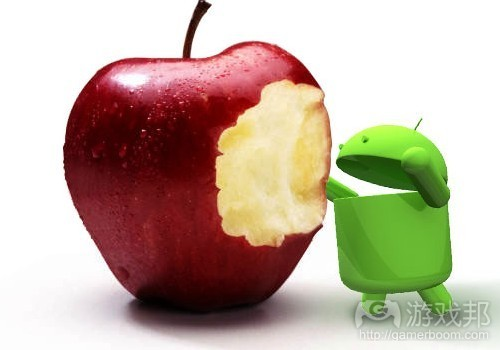 Android vs iOS(from intomobile)