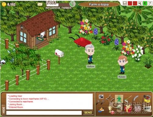 Farm Town(from tutorialsxo.com)