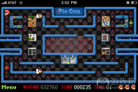 HTML5 game from html5trends.com