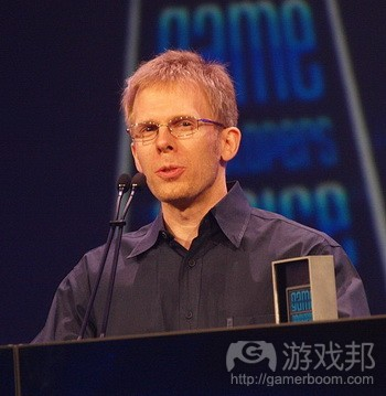 John Carmack from wikimedia.org