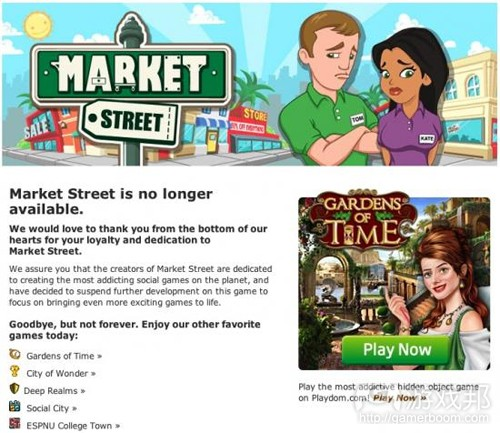 Market Street(from gamezebo)