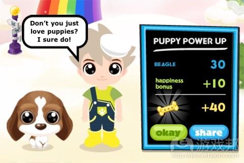 Puppy-World(from handheld.softpedia.com)
