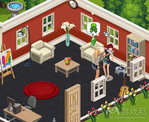 Sims(from insidesocialgames)