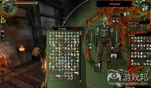 The-Witcher-2-Storage-UI)from gamespot.com)