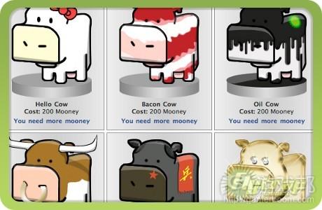 cow clicker from blogcdn.com