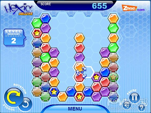 hexic(from cimaxgames.com)