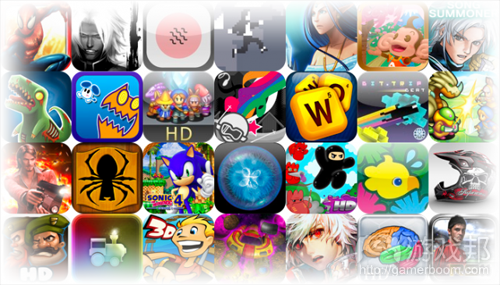 iOS games(from appadvice.com)